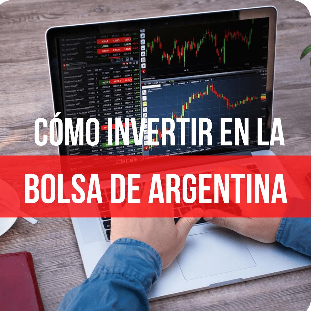 como invertir en la bolsa argentina