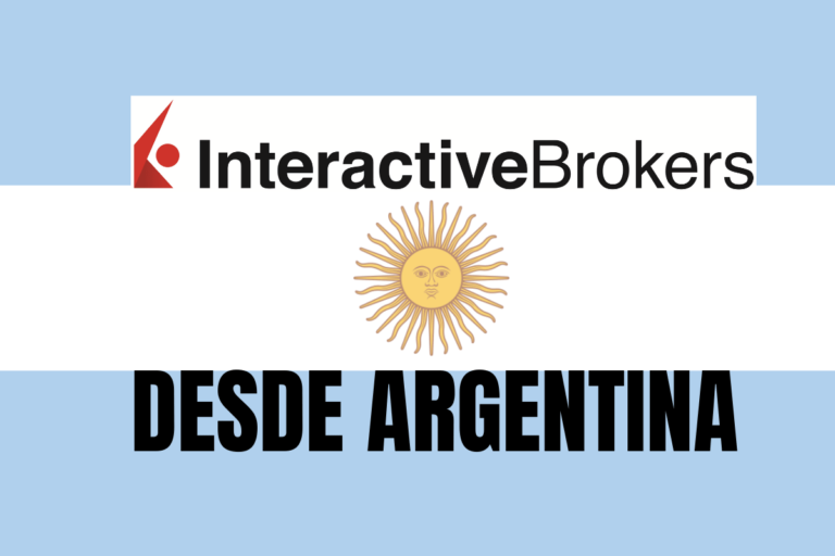 Como abrir cuenta en Interactive Brokers desde argentina